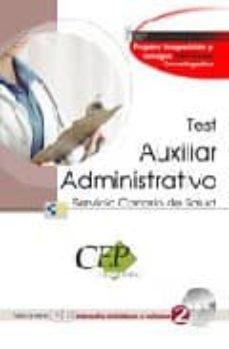 Bressoamisuradi.it Test Oposiciones Auxiliar Administrativo Del Servicio Canario De Image