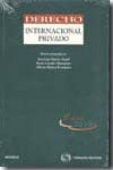 Permacultivo.es Derecho Internacional Privado. 8ª Ed. (2010) Image
