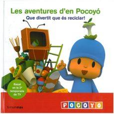 Debatecd.mx Les Aventures D En Pocoyo. Que Divertit Que Es Reciclar! Image