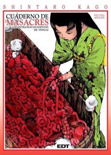 Curiouscongress.es Cuaderno De Masacre Nº 2: Los Extraños Incidententes De Tengai Image