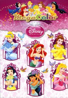 Titantitan.mx Princesas: Megacolor (Disney) Image