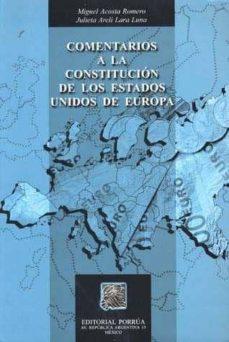 Followusmedia.es Comentarios A La Constitucion De Los Estados Unidos De Europa Image