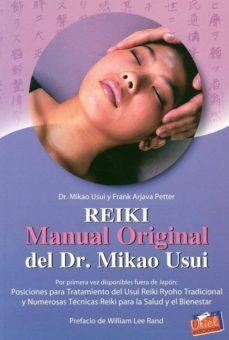 Valentifaineros20015.es Reiki: Manual Original Del Dr. Mikao Usui Image