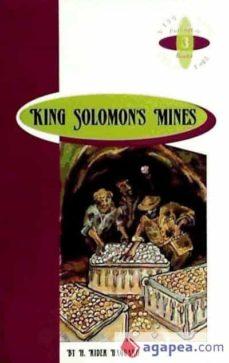 Descargas gratuitas de libros electrónicos de mitología griega KING SOLOMONS MINES 9789963461356 (Spanish Edition) iBook PDB ePub de HENRY RIDER HAGGARD