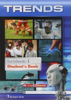trends bach 1º alumno ed 2014-9789963510856