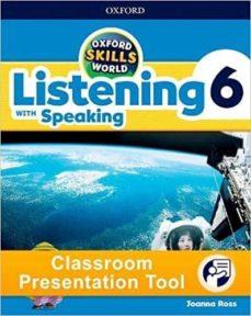 Foro de libros electrónicos descargar ita OXFORD SKILLS WORLD LISTENING WITH SPEAKING CLASSROOM LEVEL 6 CPT ACCES CARD ACTIVITY BOOK en español