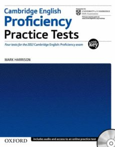 Descargas de libros electrónicos para Kindle Fire CAMBRIDGE ENGLISH PROFICIENCY (CPE): PRACTICE TESTS WITH KEY de
