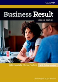 Descargar BUSINESS RESULT INTERMEDIATE STUDENT S BOOK WITH ONLINE PRACTICE gratis pdf - leer online