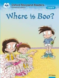 where is boo? (level 4)-9780195969566