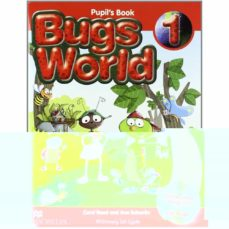 bugs world 1 pupil´s book pack-9780230407466