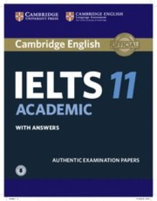 Kindle descargar ebook a la computadora CAMBRIDGE ENGLISH: IELTS 11 ACADEMIC STUDENT S BOOK WITH ANSWERS & AUDIO de