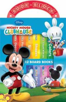 Inmaswan.es Biblioteca Mickey Mouse 12 Libros Image