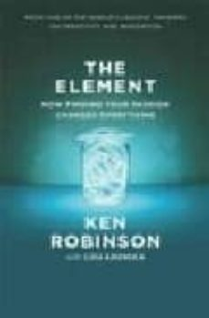 the element: a new view of human capacity-ken robinson-9781846141966
