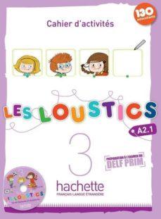Ebooks gratis para descargas LES LOUSTICS A2.1 EJER + CD (Literatura española)