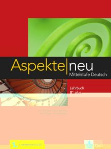 Descargar gratis ebook móvil ASPEKTE NEU B1 PLUS LEHRBUCH (LIBRO DE ALUMNO) de  in Spanish 9783126050166 CHM iBook