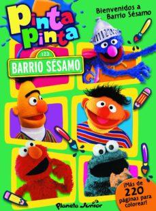 Mrnice.mx Barrio Sesamo. Bienvenidos A Barrio Sesamo (Pinta Pinta) Image