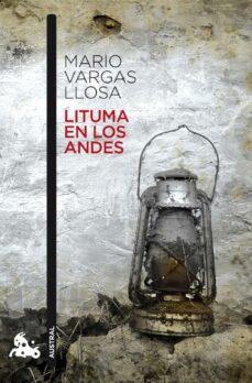 Descargas gratuitas de audiolibros en línea. LITUMA EN LOS ANDES (PREMIO PLANETA 1993) (Literatura española) 9788408094166 de MARIO VARGAS LLOSA ePub CHM PDB