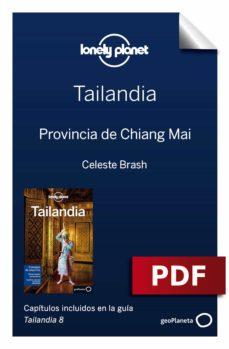 tailandia 8_5. provincia de chiang mai (ebook)-9788408203766
