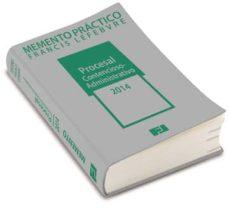 Inmaswan.es Memento Practico Procesal Contencioso Administrativo 2014 Image