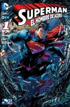 Carreracentenariometro.es Superman El Hombre De Acero Num. 01 Image