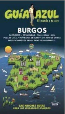 burgos 2016 (guia azul)-9788416408566