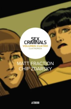 sex criminals 4: cuatrorgía-matt fraction-9788416880966