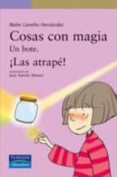 Colorroad.es Cosas Con Magia: Un Bote: ¡Las Atrape! Image