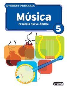 Viamistica.es Musica 5º Primaria. Proyecto Nuevo Andola. Image