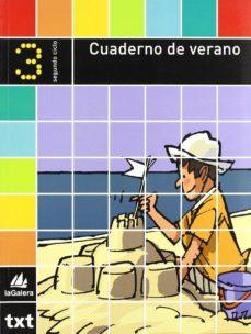 Noticiastoday.es Cuaderno De Verano 3 (Educacion Primaria, Ciclo Medio) Image