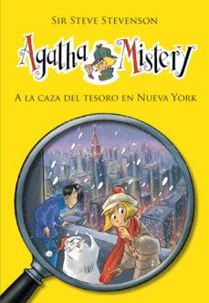 Geekmag.es Agatha Mistery 14: A La Caza Del Tesoro En Nueva York Image