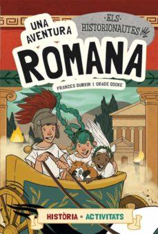 els historionautes: una aventura romana-frances durkin-grace cooke-9788424663766