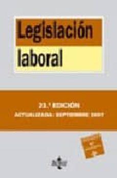 Permacultivo.es Legislacion Laboral (23ª Ed.) Image