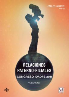 relaciones paterno-filiales. (ebook)-carlos lasarte alvarez-9788430963966