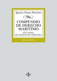Descargar COMPENDIO DE DERECHO MARITIMO gratis pdf - leer online
