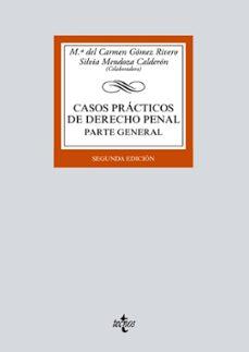 Followusmedia.es Casos Practicos De Derecho Penal: Parte General (2ª Ed.) Image
