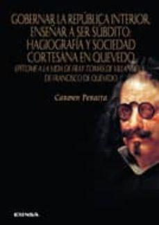 Alienazioneparentale.it Gobernar La Republica Interior, Enseñar A Ser Subdito: Hagiografi A Y Sociedad Cortesana En Quevedo Image
