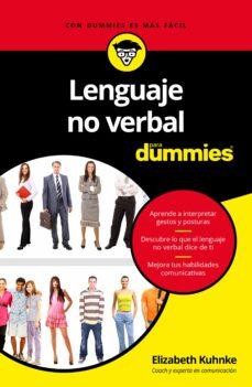Vinisenzatrucco.it Lenguaje No Verbal Para Dummies Image