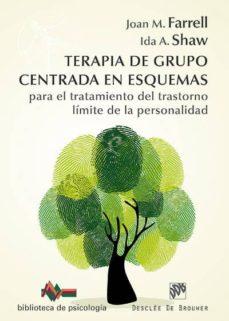 Iguanabus.es Terapia De Grupo Centrada En Esquemas Para El Tratamiento Del Trastorno Límite De La Personalidad Image