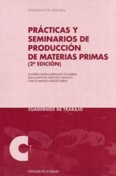 Descargar libros electrónicos en Android gratis pdf PRACTICAS Y SEMINARIOS DE PRODUCTOS MATERIAS PRIMAS DJVU CHM