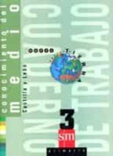 Permacultivo.es Cuaderno Conocimiento Del Medio (Nuevo Proyecto Tierra) (Leon) (3 º Educacion Primaria) Image