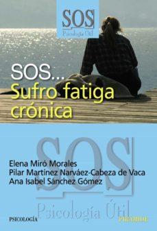 Mrnice.mx Sos: Sufro Fatiga Cronica Image