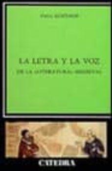 Vinisenzatrucco.it La Letra Y La Voz Image