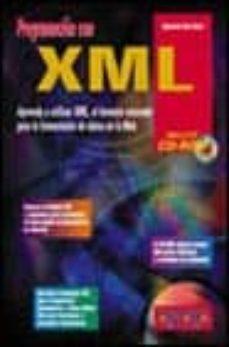 Carreracentenariometro.es Programacion Con Xml (Incluye Cd-rom) Image