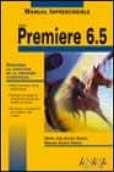 Descargar PREMIERE 6.5 gratis pdf - leer online