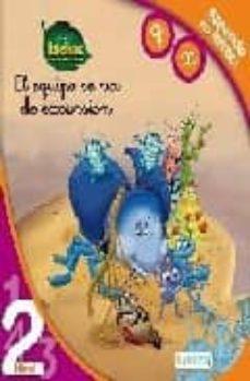 Geekmag.es Bichos: El Equipo Se Va De Excursion: Lectura Nivel 2 (Aprendo La S Letras: Q, X) Image