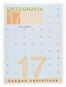 Iguanabus.es Cuaderno Lengua Castellana. Ortografía 176º Primaria Image