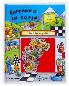 Inmaswan.es Enrenou A La Cursa (Llibre Amb Imans) Image