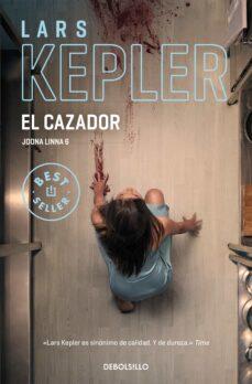 Libros descargados iphone 4 EL CAZADOR (INSPECTOR JOONA LINNA 6) (Spanish Edition) 9788466346566 MOBI de LARS KEPLER