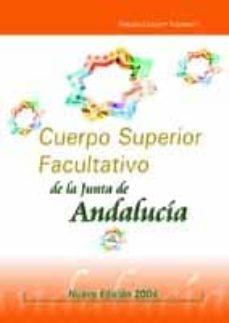 Ojpa.es Cuerpo Superior Facultativo De Andalucia: Temario (Volumen I) Image