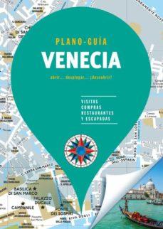 venecia (plano - guía) 2018-9788466661966